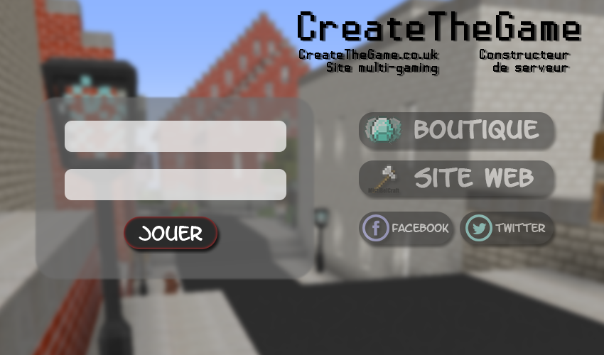 Create The Game